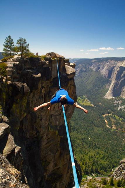 Walking the Line - Slacklining and Highlining (3/6)