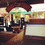 Vermouth with Work at Urban Coffee Oviedo